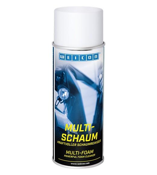 Multi-Foam powerful foam cleaner