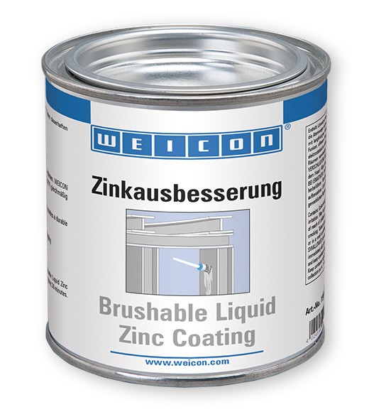 Zinok-prášková farba na opravy*