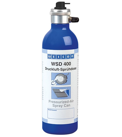WSD 400 Vzduchotlaková nádoba